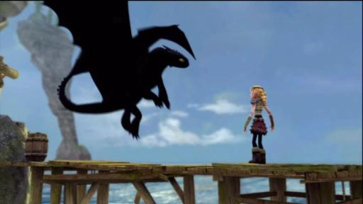 how to train your dragon playstation 4