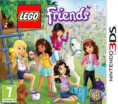 Lego Friends Nintendo 3ds Robsonpl