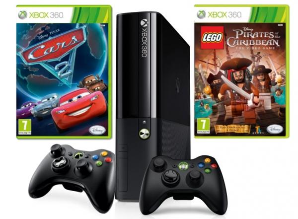 Xbox 360 4gb 500gb Auta 2 Lego Piraci Z Karaibów Xbox 360